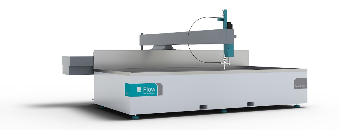 Flow Mach 100 4020 Waterjet