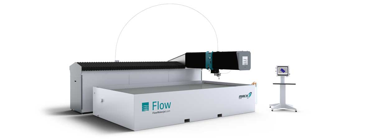 flow and machine
